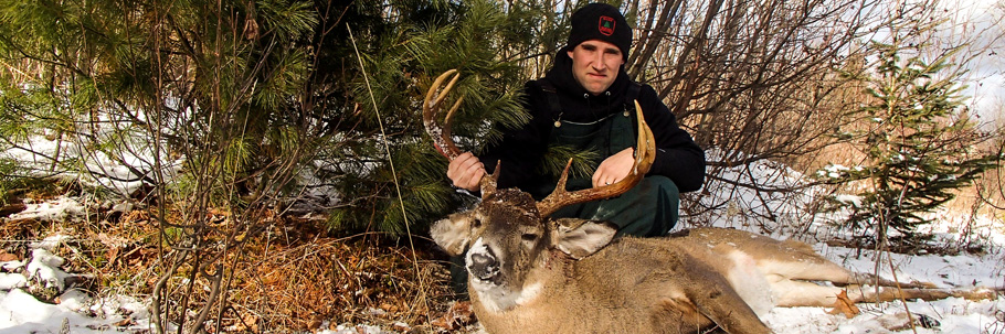 Maine Whitetail Deer Hunts