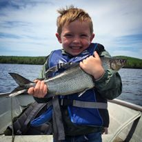 guided maine fishing trips
